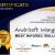 Andrisoft Wanguard won Best InfoSec Solution award